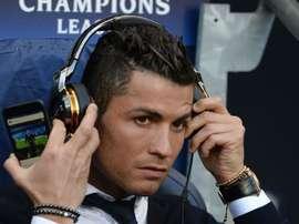 Ronaldo ne jouera pas tout. Goal