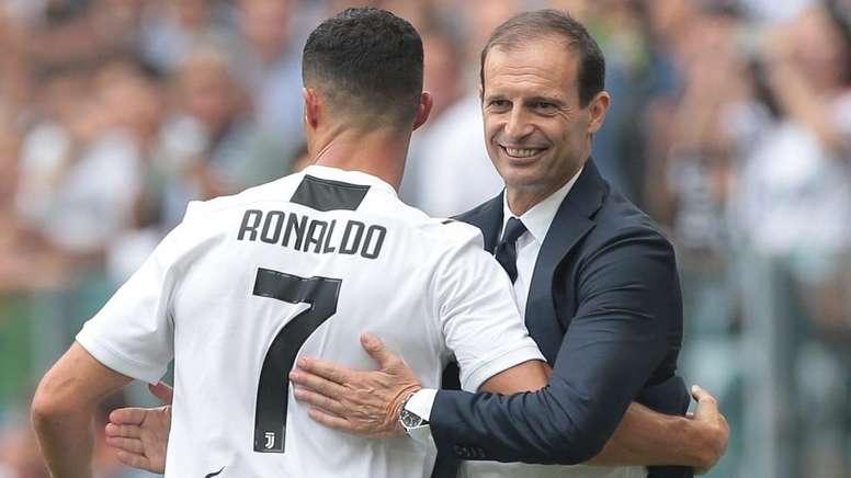 Ronaldo dopo l'addio di Allegri. Goal