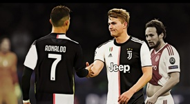 De Ligt ha parlato dell'incontro con Ronaldo. Goal