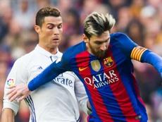 Cristiano Ronaldo Messi Real Madrid Barcelona 03 12 2016