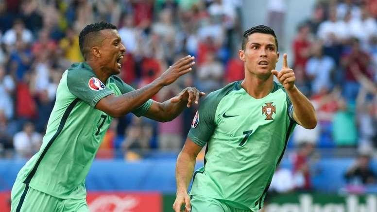 Sorpresa Nani: 'Ronaldo ha imparato molto da me in gioventù'. Goal