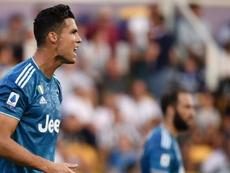 Ronaldo et la Juve démarrent sur la pointe des pieds. GOAL