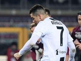 Ronaldo est insolent. Goal
