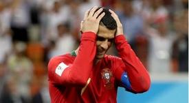 Ronaldo desperdiçou grande penalidade. Goal