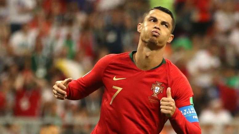 Portugal empatou a uma bola com o Irão. Goal
