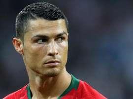 Cristiano Ronaldo - Portugal. Goal
