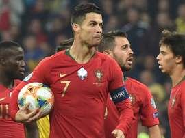 La Juve dément tout départ de Cristiano Ronaldo. Goal