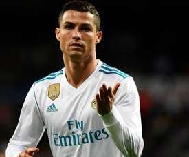 CR7 disse que não quer renovar pelo Real Madrid. Goal