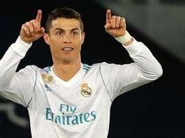 Cristiano Ronaldo Real Madrid. Goal