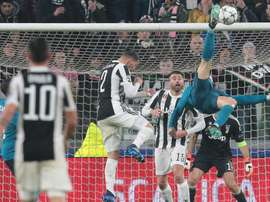 Buffon ricorda la rovesciata di Ronaldo. Goal