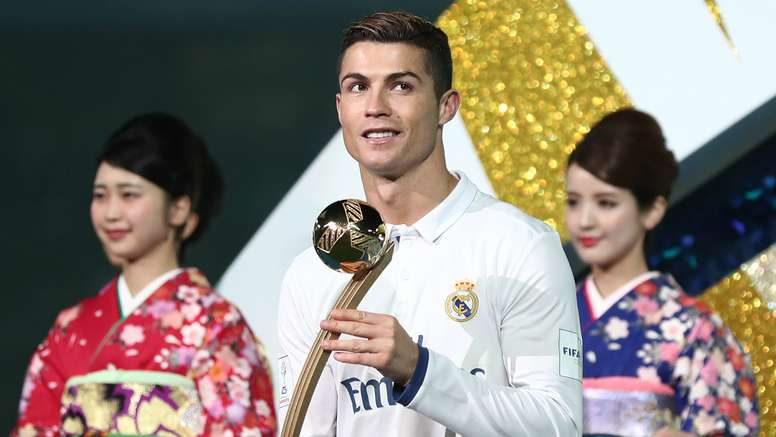 Cristiano Ronaldo scored a hat-trick in the Club World Cup final. Goal
