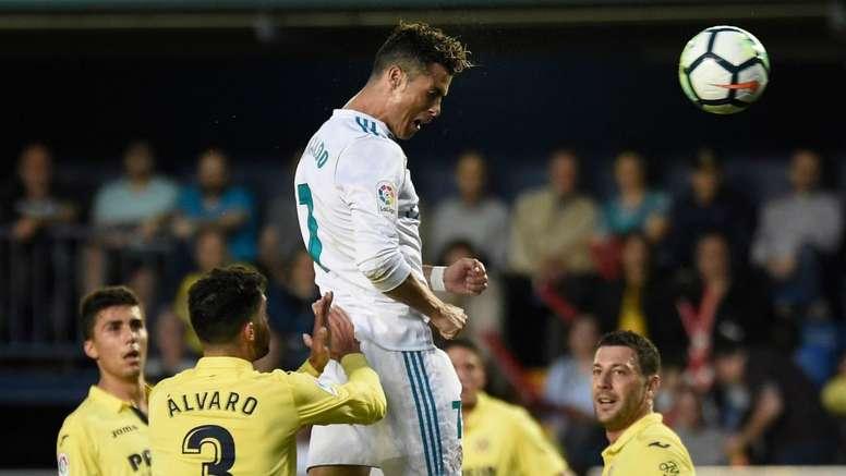 O último gol de CR7 pelo Real Madrid.Goal