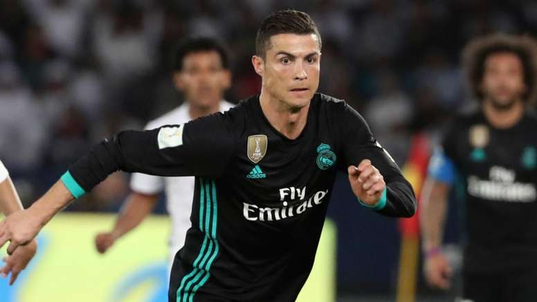 Ronaldo volta a estar chateado no Real Madrid. Goal