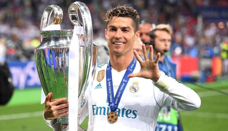 Cristiano Ronaldo pode voltar ao Real Madrid? EFE