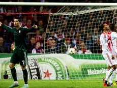 Ronaldo ha vinto tutte le sfide contro l'Ajax. Goal