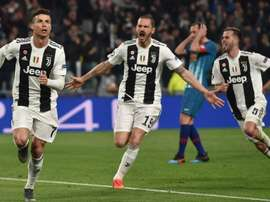Bonucci: Juventus showed 'cojones' in Champions League comeback