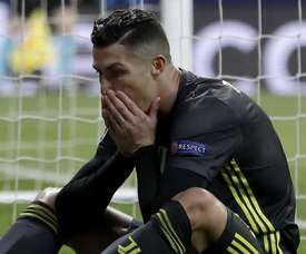 Ronaldo endured a difficult evening on his return to Madrid. GOAL