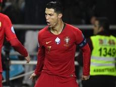 Ronaldo is world's best – Mario Rui