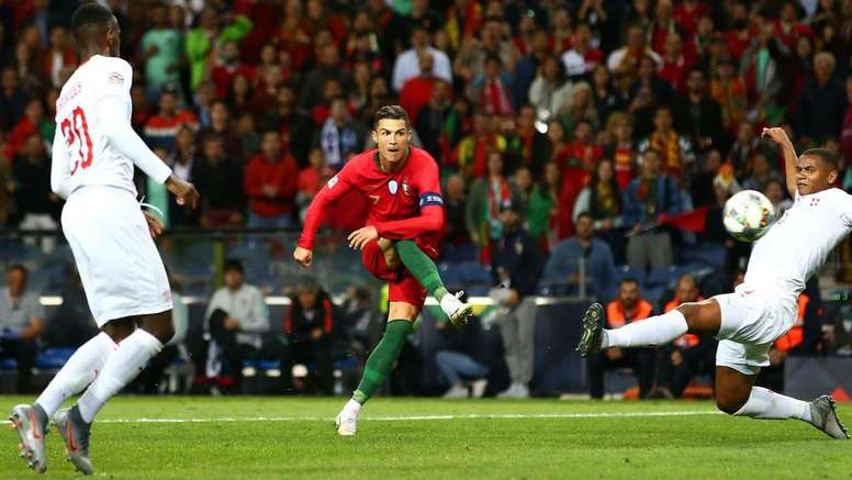 Fonte expects nothing but brilliance from Ronaldo