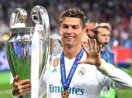 Ronaldo is up for another award. GOAL