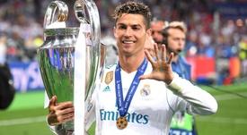 Ronaldo is Real Madrid's all-time top goalscorer. GOAL