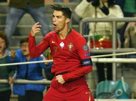 Cristiano Ronaldo has scored some top goals for Portugal. GOAL