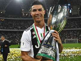 Ronaldo recently added the Supercoppa Italiana to his list of titles. GOAL