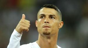 Ronaldo focused on recovery. GOAL
