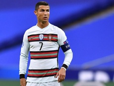 Cristiano Ronaldo can't be stopped, warns Kulusevski ahead of Portugal-Sweden clash. AFP
