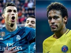 Zidane is convinced of Neymar and Ronaldo's compatibility. GOAL