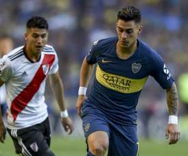 Cristian Pavon has impressed this season. GOAL