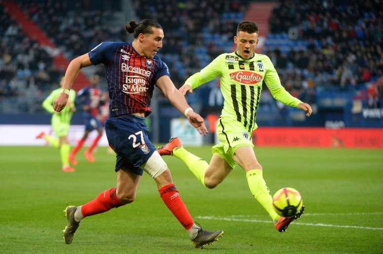 Guingamp avait des doutes sur l'intégrité de Caen-Angers. Goal