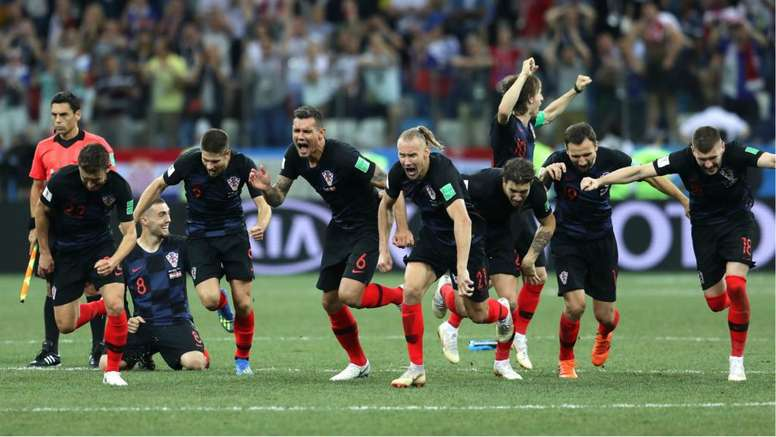La Croatie se qualifie in extremis pour les quarts ! Goal