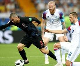 Croácia vence e mantém o 100% de aproveitamento.Goal