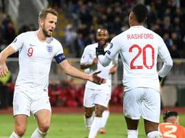 Southgate thrilled by attackers