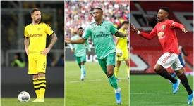 Man Utd's January striker options