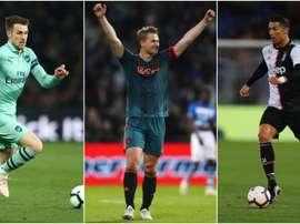 How Sarri's Bianconeri could line up next season. GOAL