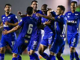 Cruzeiro cruised past Vasco de Gama. GOAL