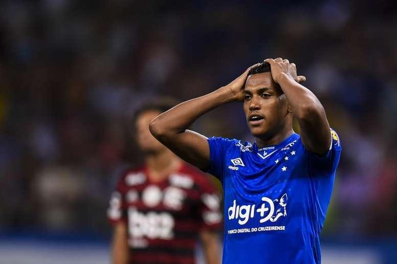 Time mineiro perde para o Vasco e se complica na tabela. AFP