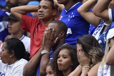 Cruzeiro não volta à Série A se racha político continuar, diz novo vice de futebol