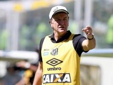 Cuca Atletico-MG Santos Brasileirao Serie A. Goal