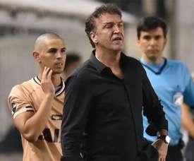 Depois de ameaça de infarto, Cuca passará por cirurgia no coração e deve deixar o Santos em 2019.