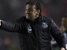 Cuca lamenta empate com o São Paulo