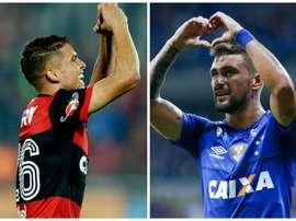 Os estrangeiros podem resolver o duelo entre os clubes brasileiros. Goal