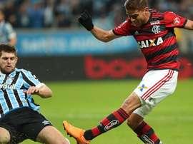 Cuellar sonha deixar o Flamengo. Goal