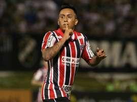 Cueva pode estar próximo do São Paulo. Goal