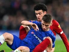 Gilmour delights in Chelsea win