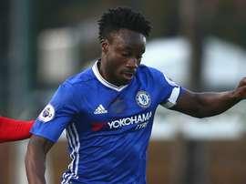 Chelsea loan Dabo to Vitesse. AFP