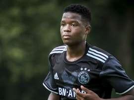 Daishawn Redan, Ajax. GOAL