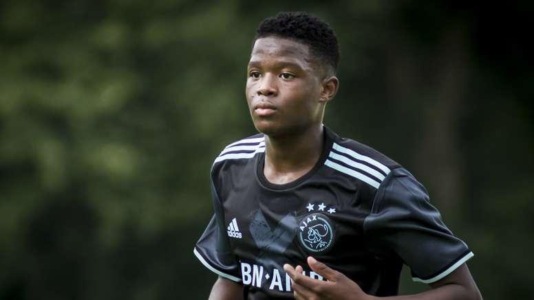 Daishawn Redan is currently playing for Ajax. Goal